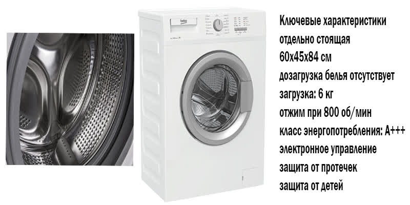 стиральных машин