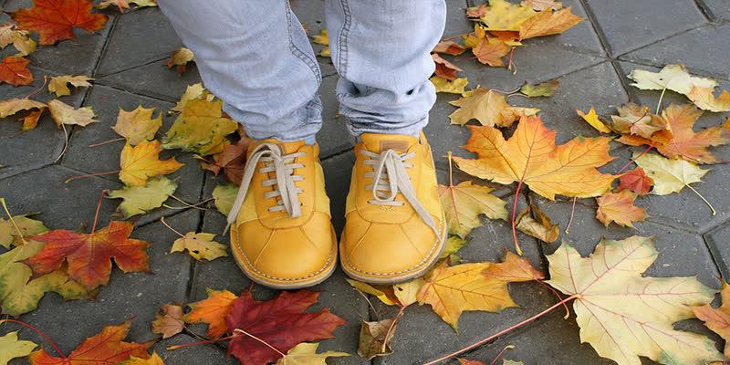 как выбрать осеннюю обувь женскую