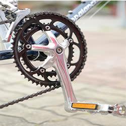 как снять педаль с велосипеда