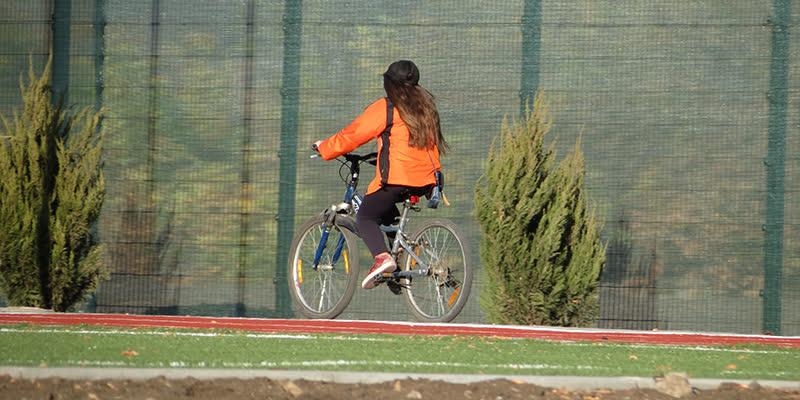 как велосипед влияет на здоровье женщины