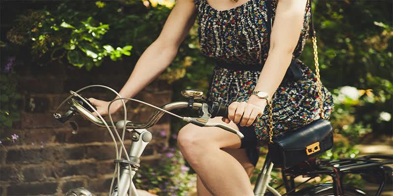 как велосипед влияет на фигуру женщины
