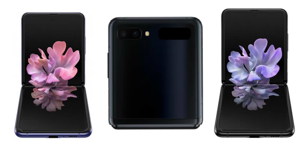 Телефон Galaxy Z Flip